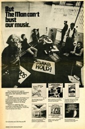 1969 The Man Cant Bust Our Music