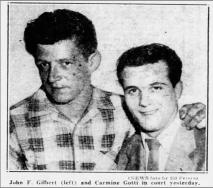1957 Gilbert & Gotti Released - Daily News