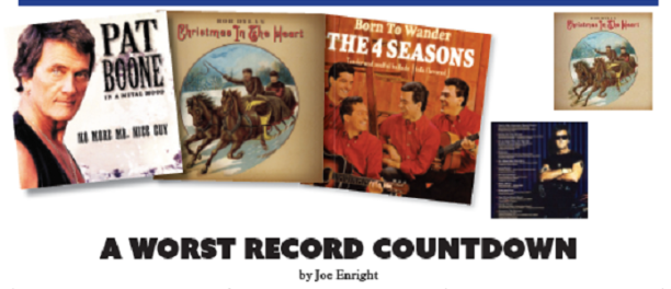 A Worst Record Countdown EDIT