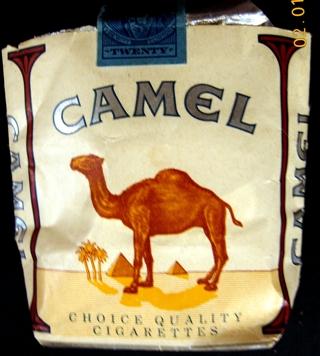 camels cigarettes