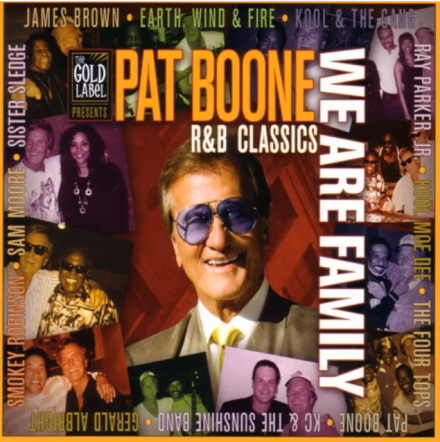 Pat Boone We Are Family