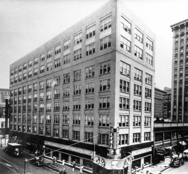 1950 Volunteer State Life Building Peachtree St