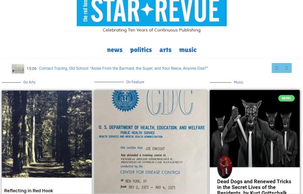 Red Hook Star Revue
