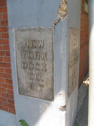 1917 NY Dock Co. Joralemon & Furman